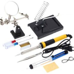 ابزار و مواد لحیم کاری